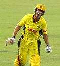 Mitchell Marsh struck 104 off 96 but it was not enough for Western Australia, Western Australia v Tasmania, Ryobi Cup, Perth, February 19, 2013