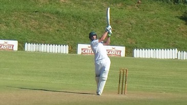 Greg Lamb scored 157 in Mountaineers' first innings