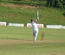 Greg Lamb scored 157 in Mountaineers' first innings, Mountaineers v Matabeleland Tuskers, Logan Cup, 1st day, Mutare, February 19, 2013