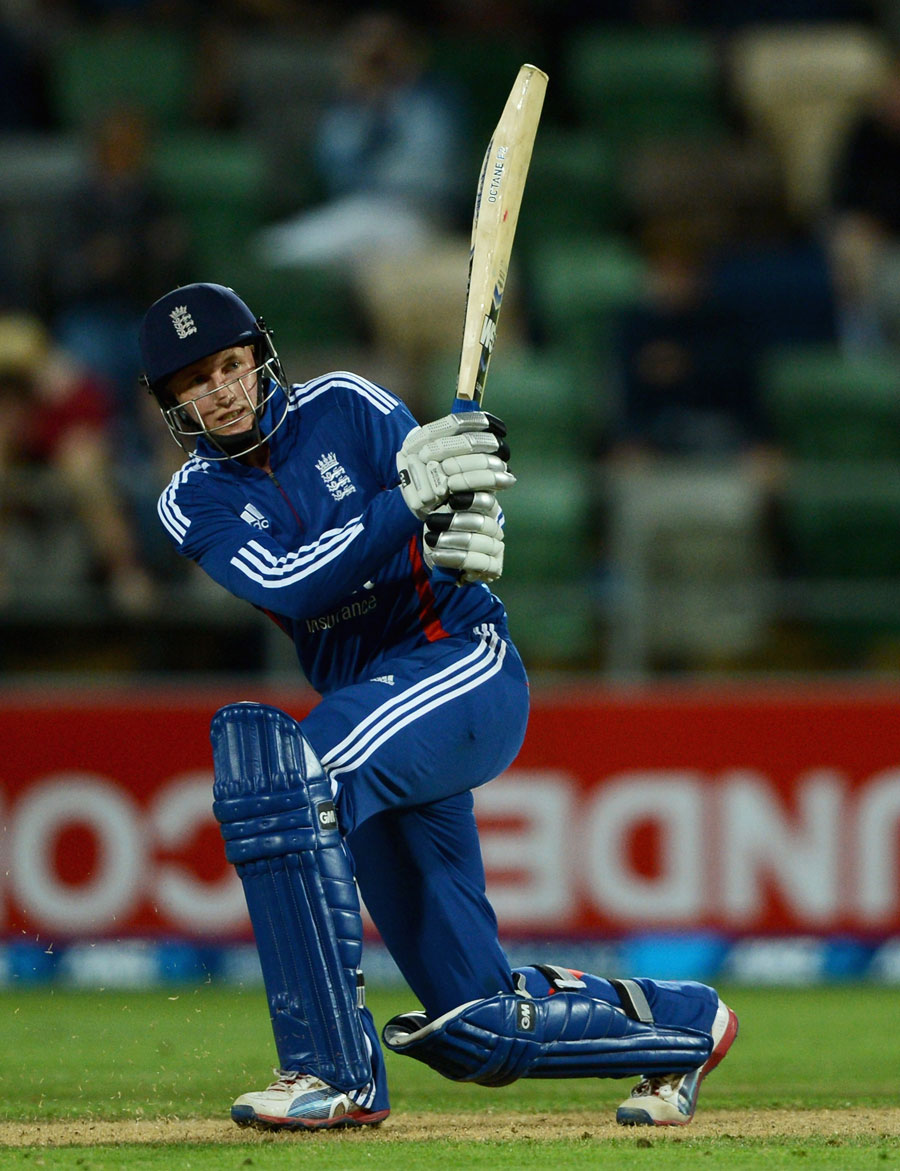 Joe Root made an unbeaten 79