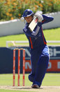 Ed Barnard scored a half-century, South Africa v England, 5th Youth ODI, Cape Town, February 21, 2013