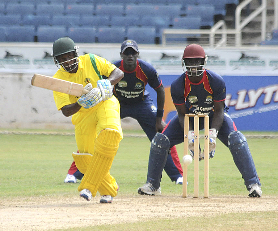 Andre McCarthy top-scored for Jamaica with 45 | Cricket ...