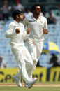 R Ashwin struck twice before lunch
