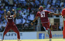 Tino Best took the wicket of Brendan Taylor, West Indies v Zimbabwe, 1st ODI, Grenada, February 22, 2013