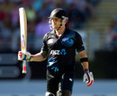 Brendon McCullum acknowledges his fifty