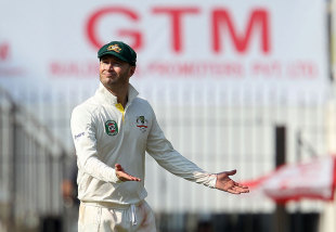 Michael Clarke is not happy with the standards of behaviour within his team on the India tour