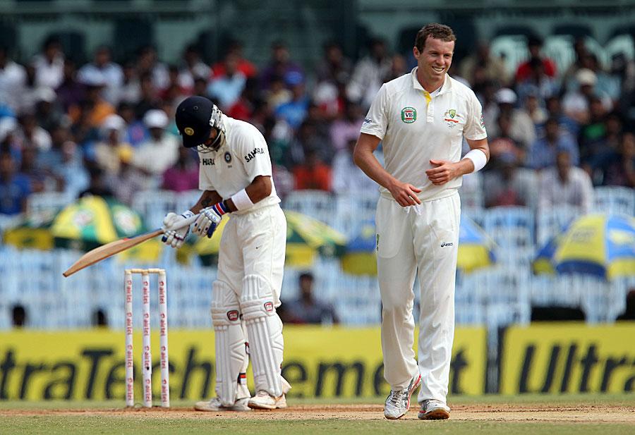 India vs Australia 3rd Test Preview – 14th Mar