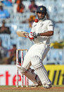 Bhuvneshwar Kumar leaves a short one