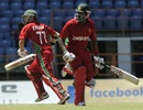 Craig Ervine and Hamilton Masakadza shared a century stand
