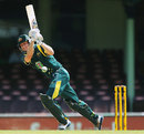 Adam Voges scored 81 runs for Australia A, Australia A v England Lions, 4th Unofficial ODI, Sydney, February 25, 2013
