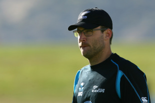 Daniel Vettori has been training with the New Zealand XI squad, New Zealand XI v England XI, Tour Match, Queenstown, 2nd day, February 28, 2013