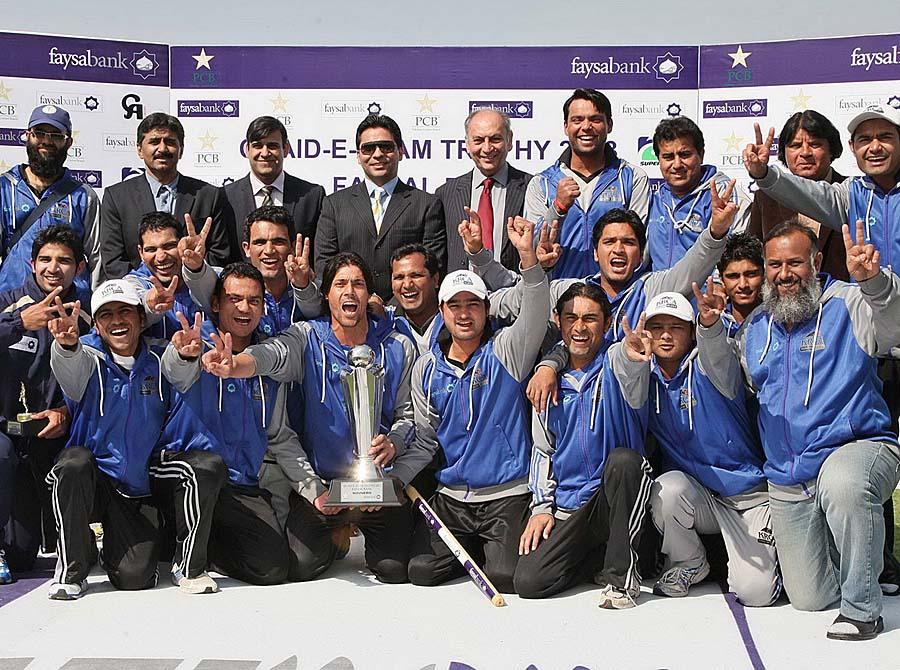 154917 - Karachi Blues romp to 10th title