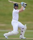 Matt Prior cracks one through off side