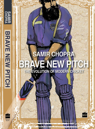 The cover of <i>Brave New Pitch</i> by Samir Chopra