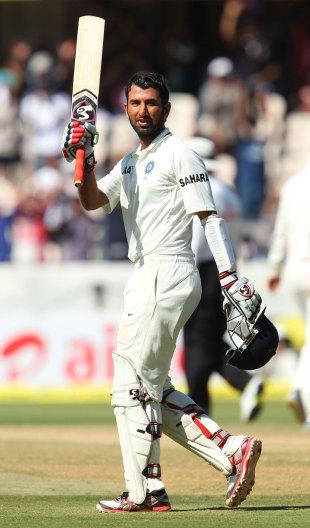 Pujara, Rohit put India A in control