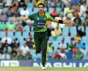 Umar Gul picked up five wickets, South Africa v Pakistan, 2nd T20I, Centurion, March 3, 2013