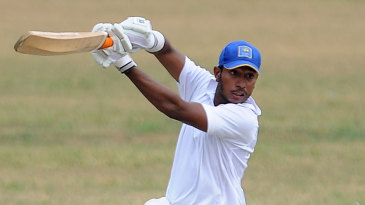 Kithuruwan Vithanage scored 157 not out