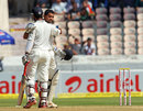 Cheteshwar Pujara and M Vijay added 370, the fourth-best Test stand for India