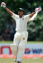 Mohammad Ashraful scored his sixth Test hundred