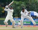 Bangladesh fight back as records tumble