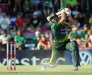 Shahid Afridi smashed 34 off 16 deliveries, South Africa v Pakistan, 1st ODI, Bloemfontein, March 10, 2013
