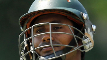 Mohammad Ashraful was out 10 short of a maiden double-ton