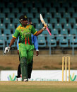 Christopher Barnwell scored a fifty for Guyana