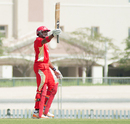 Raza-ur-Rehman scored 51 off 52 deliveries, Canada v Kenya, ICC World Cricket League Championship, Dubai, March 13, 2013