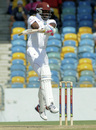 Darren Bravo cuts, West Indies v Zimbabwe, 1st Test, Barbados, 2nd day, March 13, 2013