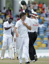 Graeme Cremer went for 103 from 20 overs, West Indies v Zimbabwe, 1st Test, Barbados, 2nd day, March 13, 2013