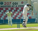 UAE's Arshad Ali scored 95, United Arab Emirates v Ireland, ICC Intercontinental Cup, Sharjah, 3rd day, March 14, 2013