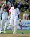 Jonathan Trott failed to add to his overnight score