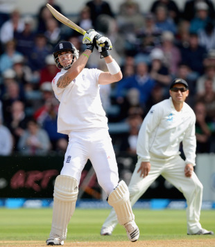 Prior takes England to 465