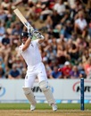 Matt Prior's fifty took England past 450