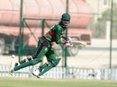 Rakep Patel top-scored for Kenya with an unbeaten 48, Canada v Kenya, 1st T20I, Dubai, March 15, 2013