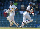 Kumar Sangakkara and Dinesh Chandimal rescued Sri Lanka from 69 for 4