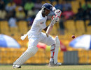 Dinesh Chandimal made his third successive 50-plus Test score
