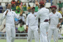 Marlon Samuels finished with 3 for 15, West Indies v Zimbabwe, 2nd Test, Roseau, 1st day, March 20, 2013