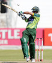 Imran Farhat pulls, South Africa v Pakistan, 4th ODI, Durban, March 21, 2013