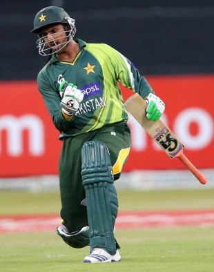Shoaib Malik was left out of the T20s against Sri Lanka recently