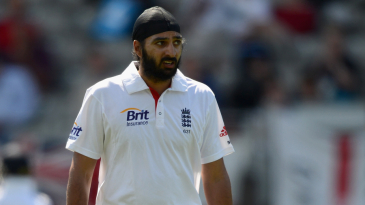 Monty Panesar had a forgettable day