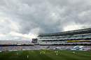 An overcast setting at Eden Park, New Zealand v England, 3rd Test, Auckland, 1st day, March 22, 2013