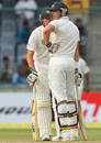 Peter Siddle and James Pattinson shared an unbroken stand of 42, India v Australia, 4th Test, Delhi, March 22, 2013