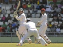 Darren Sammy catches Malcolm Waller at leg slip