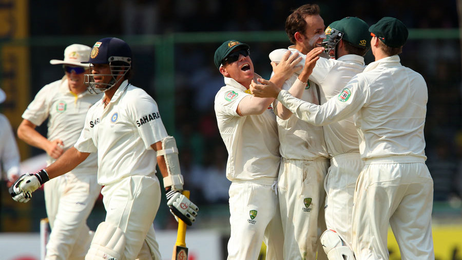 India vs Australia Highlights, 4th Test, Day 2 – 23rd March