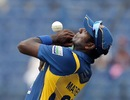 Angelo Mathews drops Tamim Iqbal at mid-off