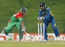 Tamim Iqbal was eventually run-out for 112
