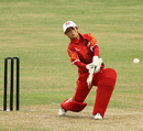 Zhang Mei was China's top scorer in the women's Asia Cup T20, 2012
