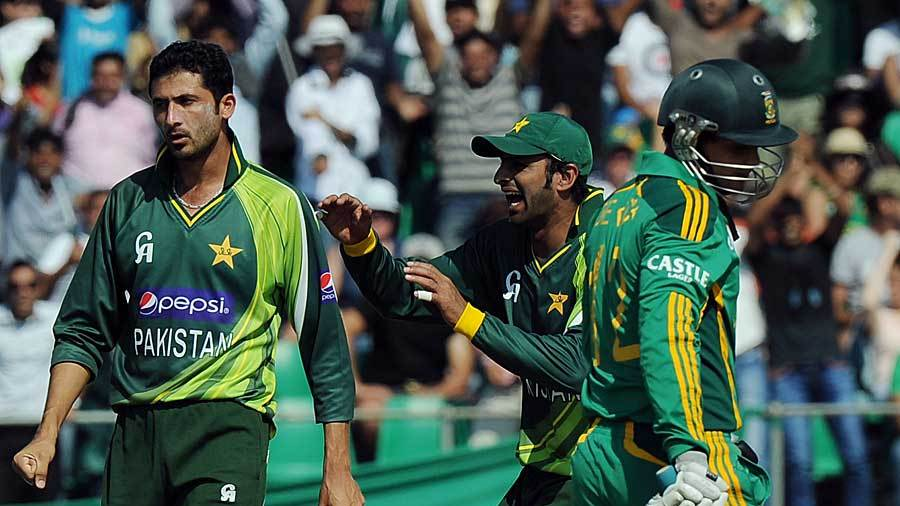 Pakistan vs south africa 1st ODI highlights 2013