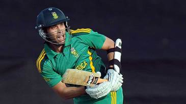 Farhaan Behardien added 87 for the fourth wicket with AB de Villiers